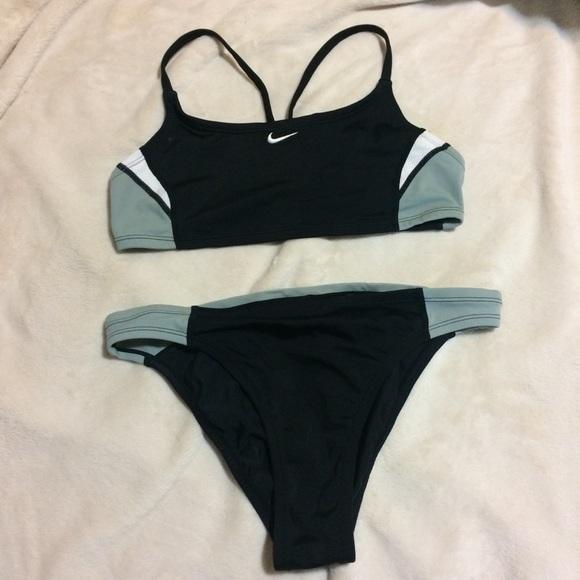 26ea5524b04e Nike two piece bathing suit